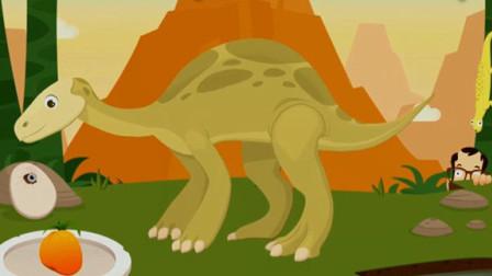 考古学家沙漠挖掘 恐龙世界大发现 恐龙骨骼化石大发现 恐龙宝贝的再现 陌上千雨解说