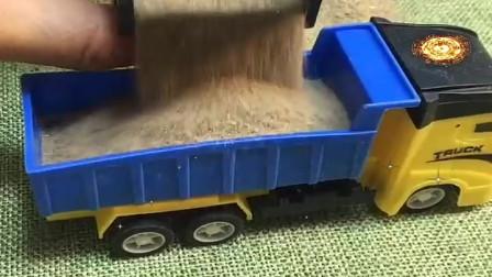 益智少儿亲子玩具:哎呀车漏沙子了