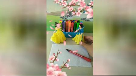 少儿益智游戏玩具:是贝儿画的生日蛋糕吗
