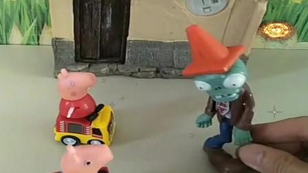 益智少儿亲子玩具:大头打电话救了佩奇乔治568