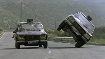 驾驶快餐车被黑帮追捕,为甩掉对方,决定启用秘密武器!