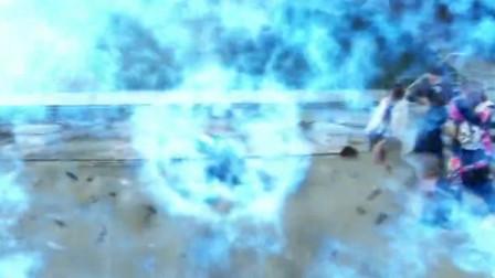 假面骑士四仔:主骑被副骑抢尽风头,MeteorStorm霸气登场