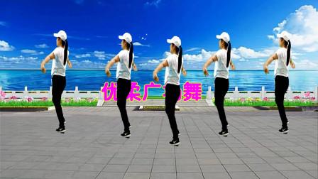 优柔广场舞原创舞步健身操第五套第十一节《男神不是传说》32步