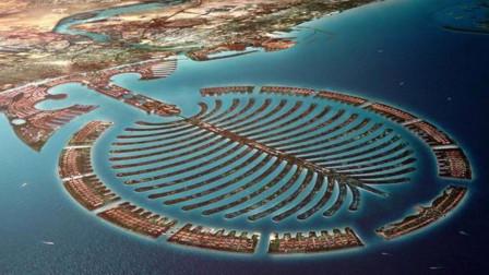 全球最大人工岛屿:中国海南耗资1600亿建造,完爆迪拜棕榈岛