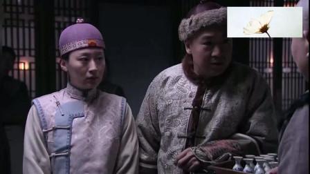 纪晓岚真狡猾,带着和珅的老婆到和珅店里收税,掌柜:活腻歪了!