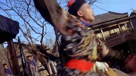 方世玉:赵文卓和李连杰对打,简直帅呆啦,这才叫神仙打架