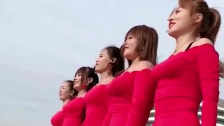 小姐姐们身材这么好,都是跳舞的功劳吧!