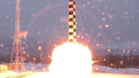 """新一代""""导弹之王""""!射程18000公里 高超音速弹头覆盖所有目标"""