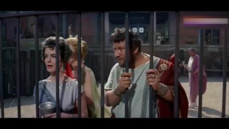 《斯巴达克斯》:男子给富婆介绍角斗士,让富婆挑选去战斗,结果她们挑了这两人