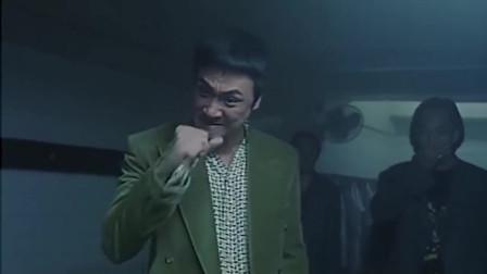 古惑仔:靓坤也是有情有义之人?一听下一句,观众瞬间笑崩了!