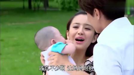 恋恋不忘:吴桐生下二胎,厉仲谋满脸是幸福,宠溺到家!