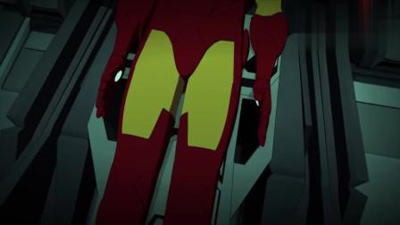 钢铁侠:装甲衣突然自动启动,还锁定了托尼,这到底是怎么回事