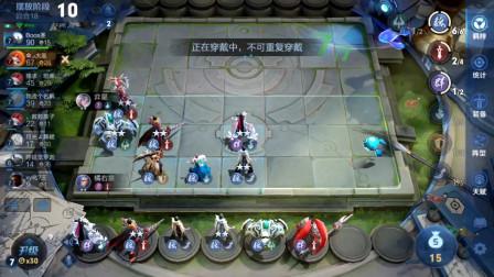王者荣耀Boos:模拟战稳定上分之7魏国套路,三星曹操真的猛!