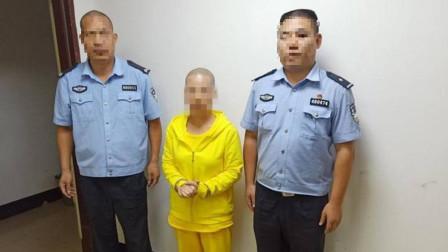 贵州一女逃犯藏身寺庙五年被抓,只因在寺庙做了这件事