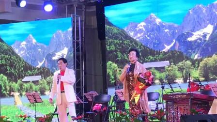 广东潮剧《秦香莲》唱段——郑健英、张桂坤两位老师合唱
