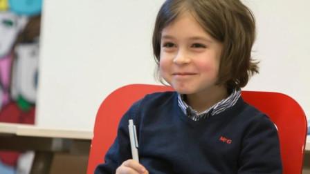 打破纪录!比利时神童9岁读完大学 成史上最小大学毕业生