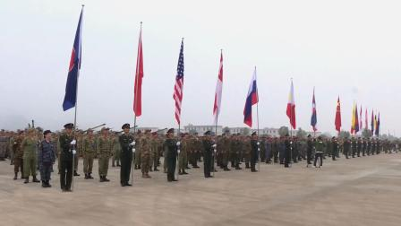 威胁迫在眉睫,18国800名军事人员齐聚中国:9年来最大规模行动