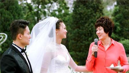 """太美了!""""最美女排""""惠若琪结婚照曝光,郎平祝福语惹全场落泪"""