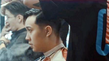 """很帅气的""""露额头""""男士发型,现在的年轻人就喜欢这样剪"""