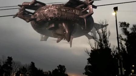 实拍UFO画面,谁敢说这是真的,我就管他叫大哥!