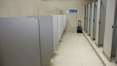 男子火车站偷拍男性上厕所:为寻求刺激 自己欣赏