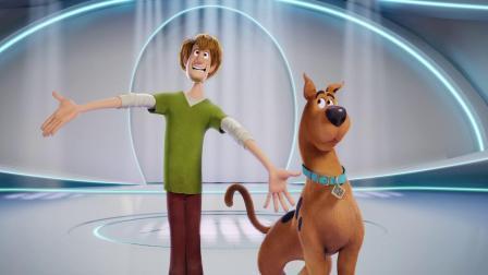 众星献声冒险动画《史酷比狗》先导预告