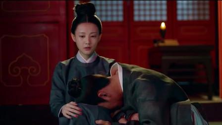 鹤唳华亭:以《我知道你的秘密》打开,萧定权的如履薄冰只有陆文昔才懂