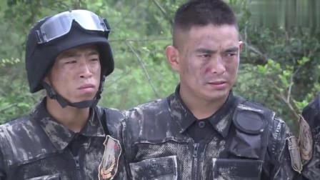 火蓝刀锋:蒋小鱼太刚了,全力保另一个队伍前进,四人赤手空拳杀出一条血路