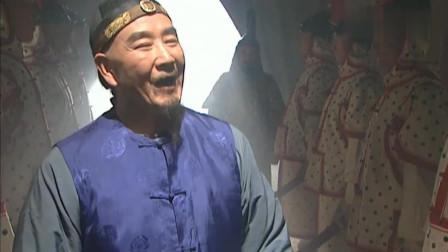 雍正王朝:年羹尧秒变脸色。小老头不是一般人,他不敢装样子