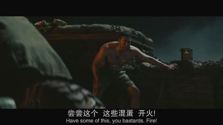 2019年越战电影,跟着美国混的澳新联军基地突遭越军炮击乱作一团