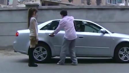 奋斗:李小璐一见陆涛的豪车,就指着文章鼻子骂,人家那才叫车