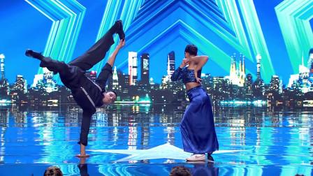 西班牙达人秀:阿根廷夫妇带来一段超炫的双人舞!