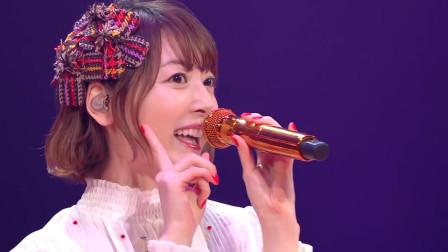 花泽香菜炸场双11晚会,《恋爱循环》嗨翻全场,不愧是声优歌手