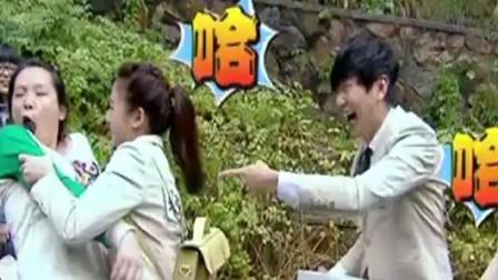 林俊杰和李晨快笑疯了!女大学生销魂的吃饼干姿势笑点十足!