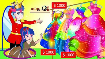 烘焙饼干比赛,谁做的饼干最好吃?小马国女孩游戏