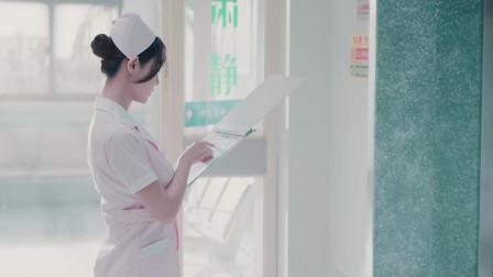 小小的愿望:这大叔一从电梯里出现,就让护士姐姐看傻眼