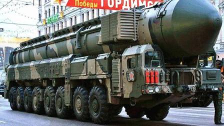 """世界上""""最先进""""弹道导弹之一,射程12000公里,重量达46吨!"""
