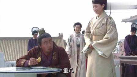 朱元璋说平时烧饼都吃不上,烧饼师傅愣住了:啥,烧饼都吃不上