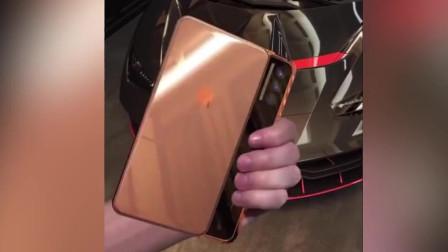 iPhone SP滑动机曝光:惊艳程度不输三星华为!果粉看了要忍不住!