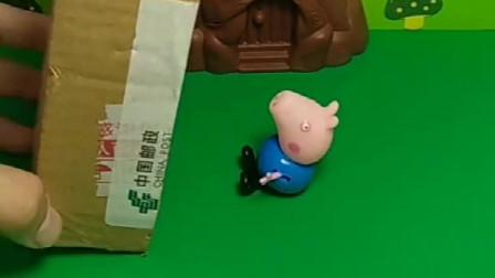 乔治刚吃了一个汉堡,结果肚子疼上厕所,被僵尸给带回家了