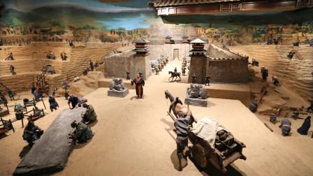秦始皇陵里究竟有多少水银?专家:看看山上的石榴树,你就清楚了