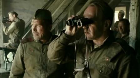 俄罗斯二战片,二战即将要结束的前夕,苏德双方已厌倦了战争