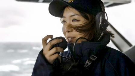 用中文向中国喊话!美舰上的华人女兵火了,黄海上公然威胁我国