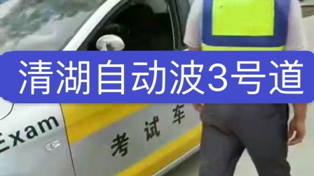 清湖科目三考场 清湖3号线自动波视频2019年11月(张教练全网特别版)