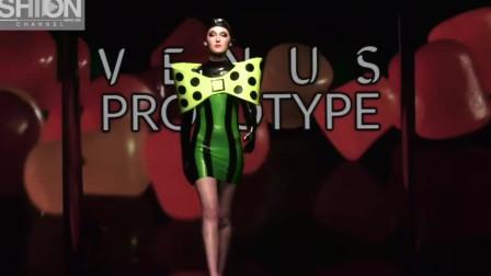 经典T台秀:2020纽约春夏时装周VENUS PROTOTYPE品牌时装秀第六部分