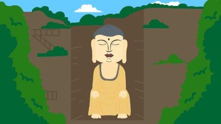 乐山大佛原来是弥勒佛,弥勒佛不应该是笑口常开的大肚形象吗?