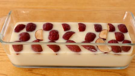 红枣糯米糕:做法简单味道好,配银耳桃胶牛奶羹,秋冬多吃气色好
