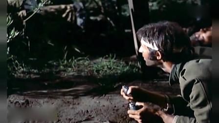 """南斯拉夫二战电影,《炸弹》游击队夜伏德军据点, """"瓦尔特""""在行动"""
