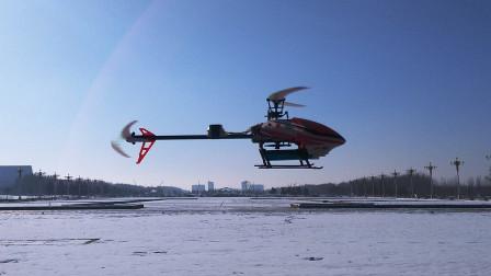 K120微型ArduHeli直升机与KakuteF7mini 飞行No.0004
