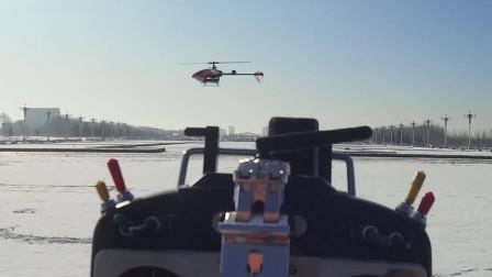 K120微型ArduHeli直升机与KakuteF7mini 飞行No.0005